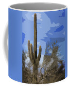 Giant Saguaro Coffee Mug