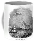 Gibraltar, 1843 Coffee Mug