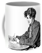 Gibson: Drawings, C1900 Coffee Mug