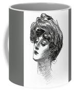 Gibson Girl 1902 Coffee Mug