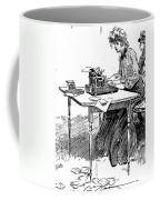 Gibson: Typing Coffee Mug