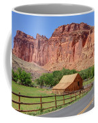 Gifford Homestead Barn - Capitol Reef National Park Coffee Mug