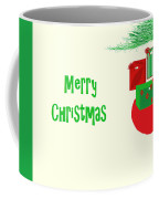Gifts Under The Tree Coffee Mug