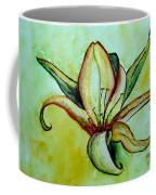 Gilded Lily Coffee Mug