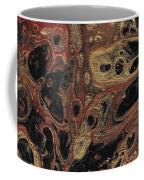 Gilded Wing Coffee Mug