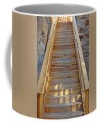 Gilpin County Museum Stairs Coffee Mug