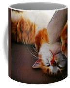 Ginger Feline Coffee Mug