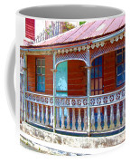 Gingerbread House Coffee Mug