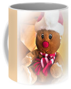 Gingerbread Man Coffee Mug