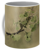 Gingko Branch Coffee Mug