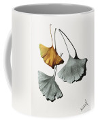Ginkgo Leaves Coffee Mug
