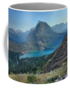 Ginnell Glacier Lake Coffee Mug