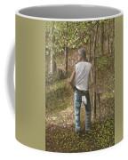 Ginseng Hunting Coffee Mug