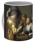 Giocatori Di Backgammon Coffee Mug