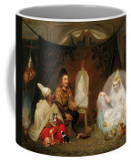 Giovanni Bellini In Mahomet II's Court Coffee Mug