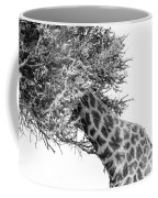 Giraffe Hide And Seek Coffee Mug