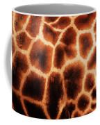 Giraffe Texture Coffee Mug