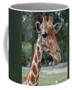 Giraffe Youth Coffee Mug