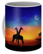 Giraffes Can Dance Coffee Mug