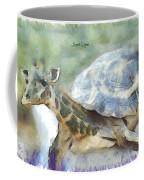 Giraturtle Coffee Mug