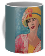 Girl From The Twenties Coffee Mug