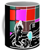 Girl In Bath Coffee Mug