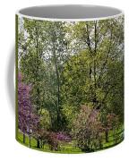 Girl In The Meadow Coffee Mug