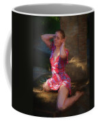 Girl In The Pool 10 Coffee Mug