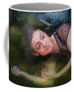 Girl In The Pool 15 Coffee Mug