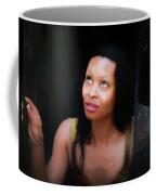 Girl In The Pool 17 Coffee Mug