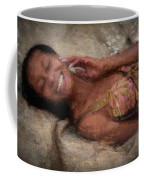 Girl In The Pool 18 Coffee Mug