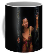 Girl In The Pool 19 Coffee Mug