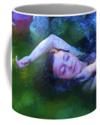 Girl In The Pool 20 Coffee Mug