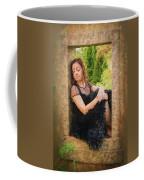 Girl In The Pool 21 Coffee Mug