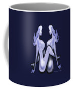 Girl On Girl Action Coffee Mug