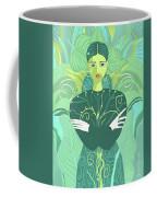 Girl Planted Coffee Mug