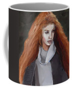 Girl With The Red Hair Coffee Mug