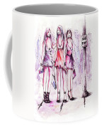 Girls Night Out Coffee Mug