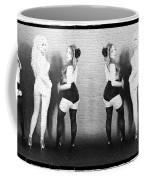 Girls On The Wall Coffee Mug