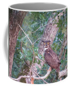 Give A Hoot Coffee Mug