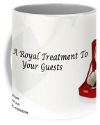Give A Royal Treatment To Your Guests - Rustik Craft Coffee Mug