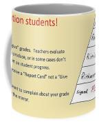 Give Card Coffee Mug