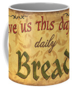 Give Us This Day Coffee Mug by Debbie DeWitt