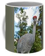 Giving The Evil Eye Coffee Mug