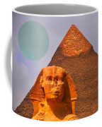 Giza Sphinx 2 Coffee Mug