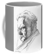Gk Chesterton Coffee Mug
