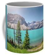 Glacial Colors Coffee Mug