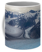 Glacial Curves Coffee Mug