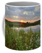 Glacial Park Sunrise On The Nippersink Coffee Mug