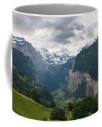 Glacial Valley Coffee Mug